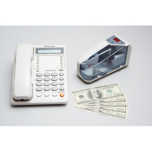Счетчик банкнот PRO 15- компактный счетчик банкнот