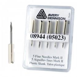 Иголки Avery Dennison МКII для  игольчатых пистолетов (Fine)