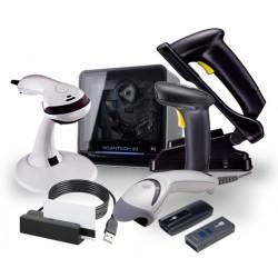 Сканер штрих кодов купить в Киеве. Штрих код принтер и сканер штрих кода (сканер штрихкод) от компании Торгтехцентр.