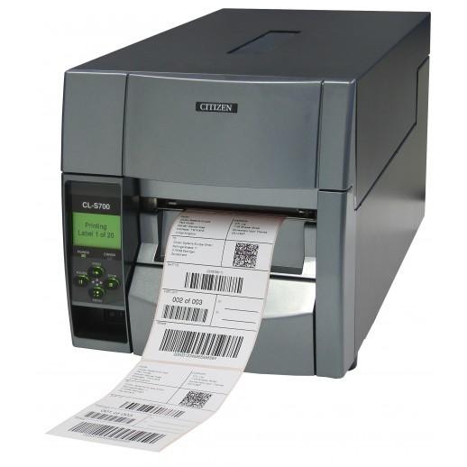Принтер этикеток термотрансферный Citizen CL-S700