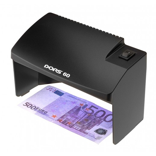 Детектор валют DORS 60 черный