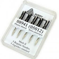 Иголки Avery Dennison МКII для  игольчатых пистолетов ( Standard)