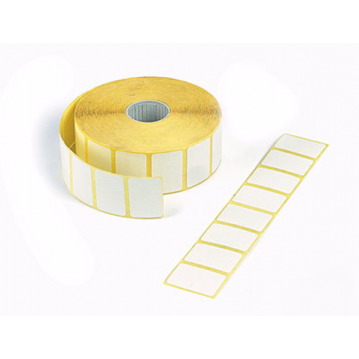 Этикетка самоклеящаяся 24х14 мм Термо ЕКО 2000 шт