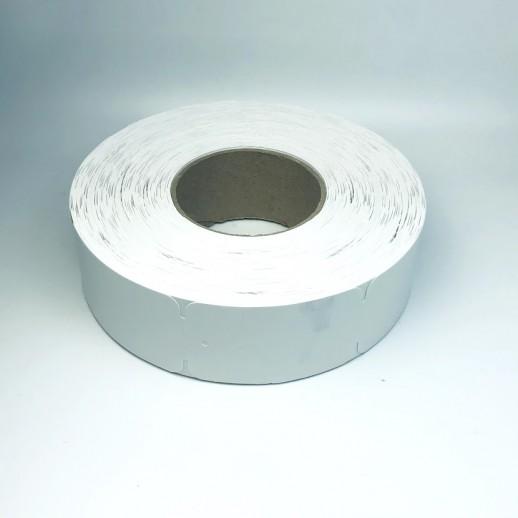 Бирка картонная в рулоне для термотрансферной печати 50х85 мм (1000шт) УКРАИНА