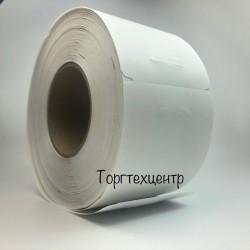 Бирка под стяжку 90х152,4мм (1000шт) для термотрансферной печати