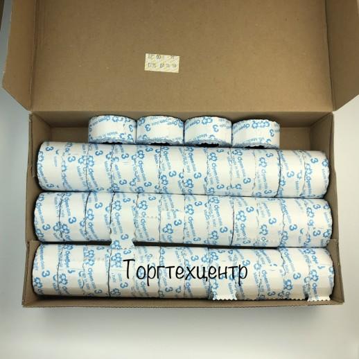 Этикет-лента Open Data 26х12 мм 1000 этикеток фигурная 40 шт белая