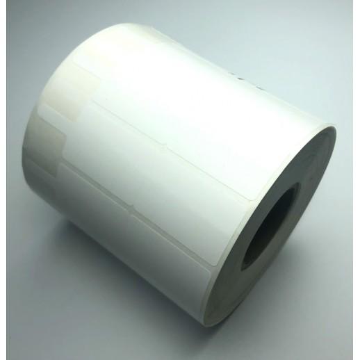Этикетка самоклеящаяся фигурная 100х25 мм полипропилен (2000 штук)