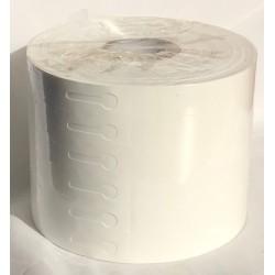 Бирка петелька для маркировки саженцев, 17х190 мм (рулон 2000 шт), матовая