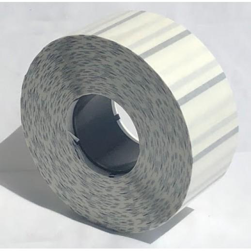 Этикетка самоклеящаяся  40х25 мм полипропилен прозрачный 2000 шт