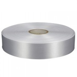 Лента сатин белый стандарт 15ммх200м для термотрансферной печати
