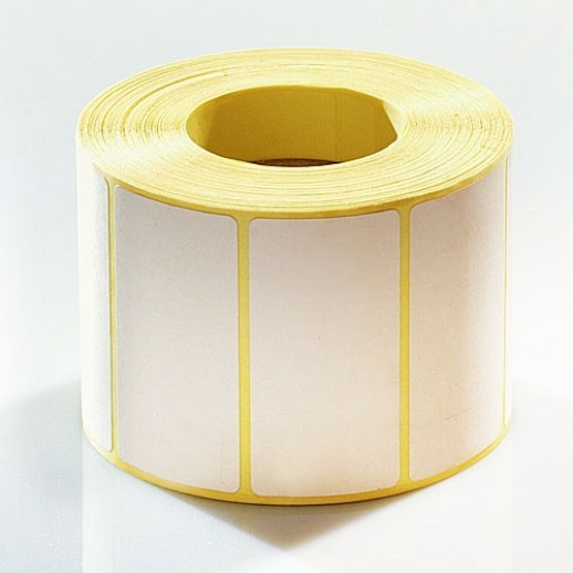 Этикетка самоклеящаяся 75х50 мм Термо ЕКО  1000шт