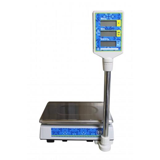 "Весы торговые ""Вагар"" VP-L LCD 15 кг"