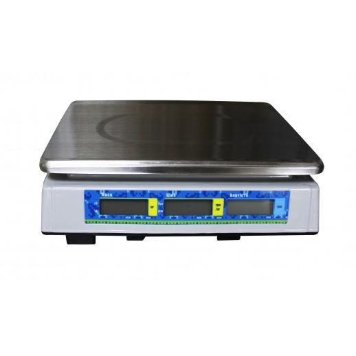 """Весы торговые электронные """"Вагар"""" VP-LN LCD/LED 30 кг (RS-232)"""