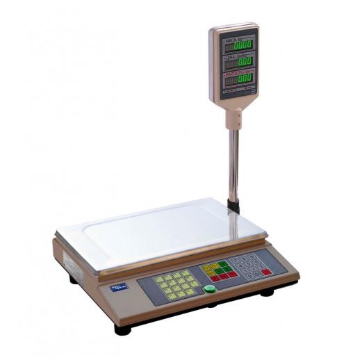 Весы электронные торговые ВТА-60/30-53-АC