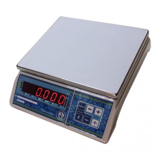 """Фасовочные весы """"Вагар"""" VW-LN LED 20 кг"""