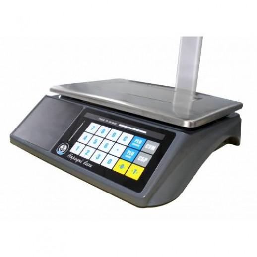 """Весы торговые электронные """"Вагар"""" VP LCD/LED 15/30кг (RS-232)"""