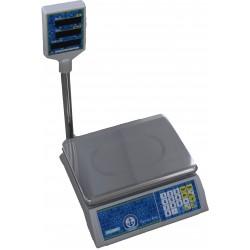 "Весы торговые ""Вагар"" VP-L LCD  15 кг (RS-232)"